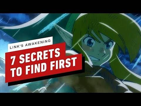 7 Secrets to Find First in Zelda: Link's Awakening