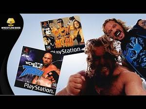 Looking Back at WCW Nitro and WCW Thunder on PS1
