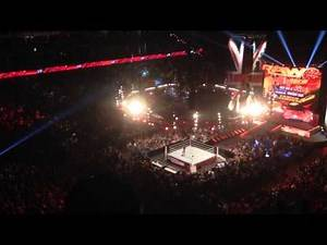 WWE O2 After Raw Went Off Air: May 2014 Part 4