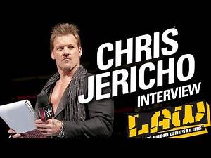 Chris Jericho talks about THE LIST, Kevin Owens, Matt Hardy | LAW INTERVIEWS 2016