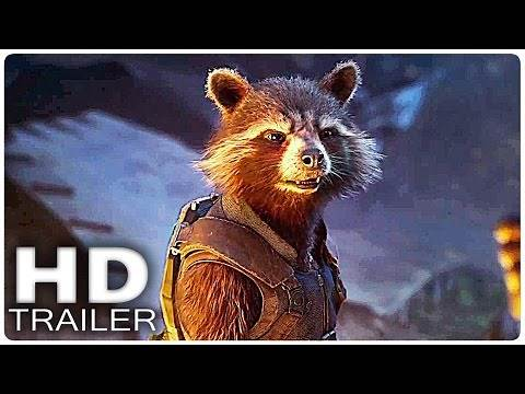 GUARDIANS OF THE GALAXY 2 Trailer 3 Teaser (Marvel 2017)