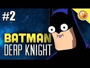 BATMAN vs RIDDLER (Batman: The Derp Knight #2)
