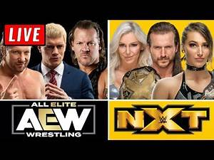 🔴 AEW Dynamite Live Stream & WWE NXT Live Stream February 5th 2020 - Full Show live reaction