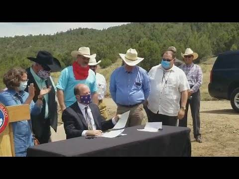 Fisher's Peak Is Colorado's Newest State Park
