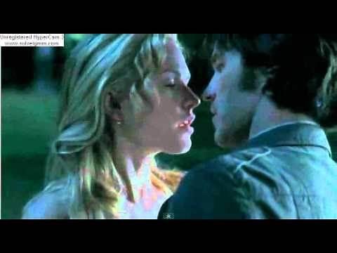 Bill sookie first kiss - Trueblood