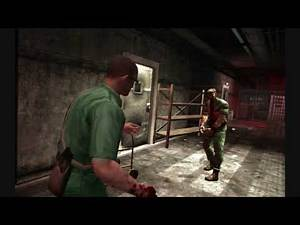 Manhunt 2 PC Gameplay HD Maxed settings - Blood & Violence