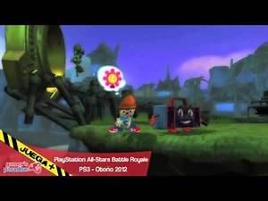 PlayStation All-Stars Battle Royale Trailer 2