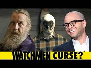 Did Alan Moore put a Curse on HBO's Watchmen & Damon Lindeloff?