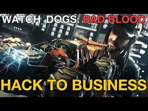 Watch Dogs Bad Blood DLC - Is it any good? (Gameplay footage) - VideoGamer
