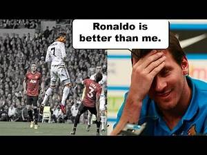 7 Proofs That Ronaldo is Better than Messi