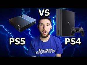 PS5 vs PS4 How Much Better Will It Be? | Simplified