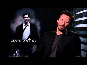 Constantine: Keanu Reeves Exclusive Interview