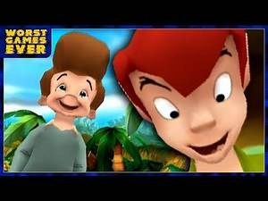 Worst Games Ever - Peter Pan: The Legend of Never Land