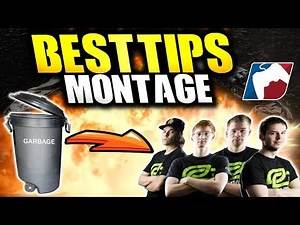 BEST TIPS To Go PRO In COD | MONTAGE | Tips & Tricks In Call Of Duty WW2, IW, MWR, GBs, MLG, UMG
