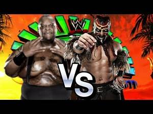 WWE Summerslam Mod Matches Big Daddy V vs The Boogeyman