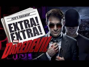 Netflix Daredevil Review on Pete's Basement Extras