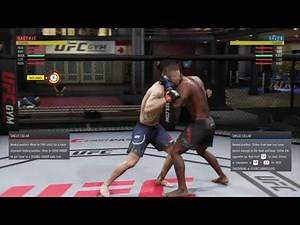 How to do German Suplex UFC 3 Tutorial