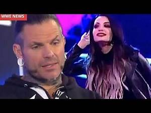 JEFF HARDY & PAIGE RETURNING TO WWE FRIDAY NIGHT SMACKDOWN