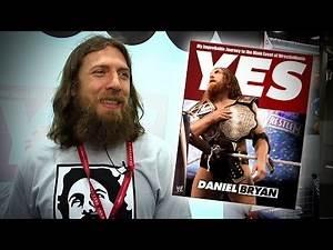 Daniel Bryan announces his autobiography at Comic-Con International 2014
