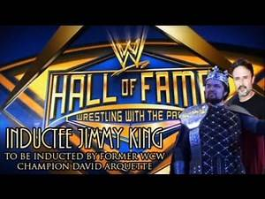 Jimmy King: 2015 Hall of Fame Reaction