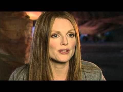 Evolution: Julianne Moore Exclusive On Set Interview