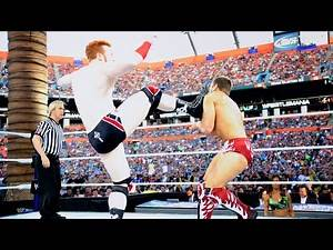 10 WWE Wrestlers Who Were Defeated With One Move