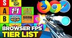 The Browser FPS Games Tier List (.io Games - No Download)