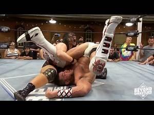 [Free Match] Jordynne Grace v. Brian Cage | Beyond Wrestling (Intergender, Mixed, IMPACT, TNA, PAWG)