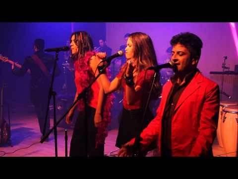 Jungle Boogie Estampida - Funky Animal Orquesta & Kris Alaniz
