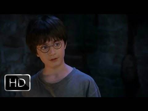 Harry Potter and the Philosopher's Stone (2001) - Movie CLIP #8 : Yer a wizard, Harry