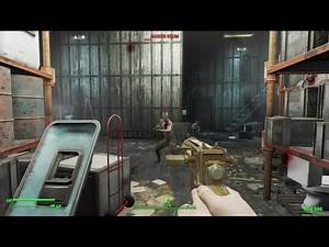 Fallout 4 Mod (Xbox One): DEF_UI Preset - Stitch_UI_Optimal - Crosshair