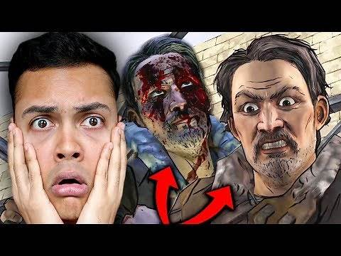 we need to stop carver... (The Walking Dead)