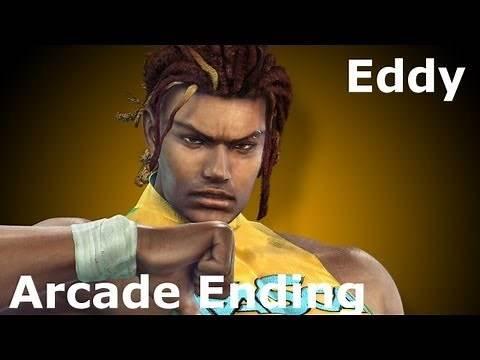 Tekken 6 - Christie & Eddy