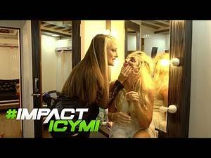 Sienna & Laurel Van Ness Game Plan for Knockouts Tag Team Action | #IMPACTICYMI June 22nd, 2017
