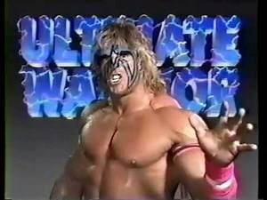 Ultimate Warrior Promo on Mr. Perfect (07-20-1991)
