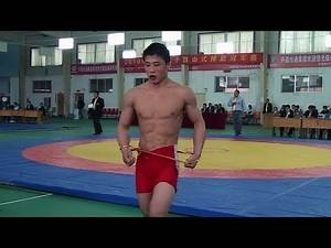 Freestyle Wrestling China 角力 - 60kg Match