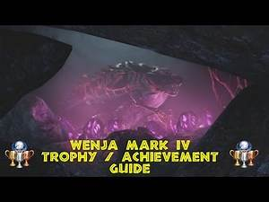 Far Cry® Primal Blood Dragon Easter Egg / Wenja Mark IV Trophy Guide