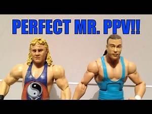 Mattel Elite RVD custom! WWE wrestling action figure customized into playable Rob Van Damn