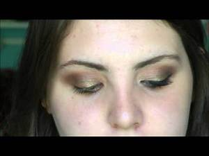 Jennifer Lawrence Hunger Games Premiere Inspired Makeup