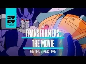 Transformers: The Movie: Everything You Didn't Know | SYFY WIRE