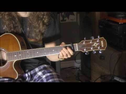 """How to play """"I walk the line,"""" by Johnny Cash"""