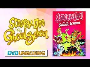 Scooby-Doo! and the Ghoul School (Slipcover) DVD UNBOXING