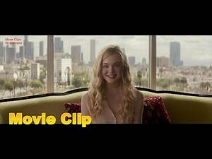 The Neon Demon (2016) - (1/7) - The Future Top Model's First Job Interview - Movie Clip