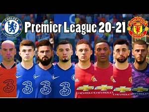 FIFA 20 | Chelsea vs Manchester United - Premier League 20-21 | Gameplay (PC,Xbox One,PS4)