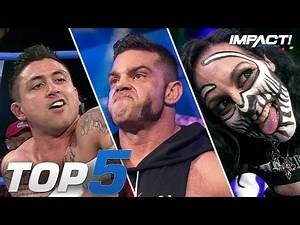Top 5 Must-See Moments from IMPACT Wrestling for June 21, 2019 | IMPACT! Highlights June 21, 2019