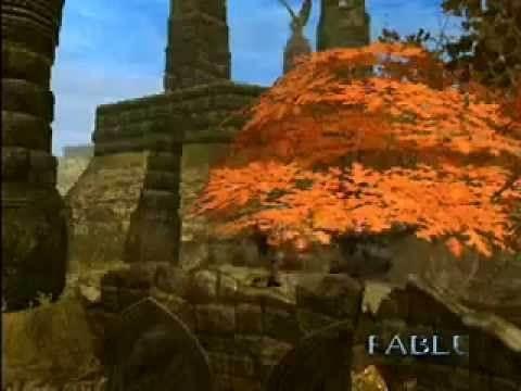 Fable (2004) Trailer [XBOX]