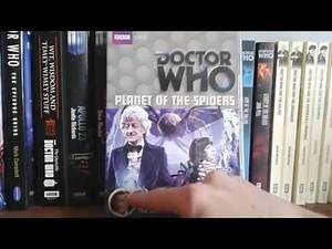 DVD Review: Doctor Who Planet of the Spiders