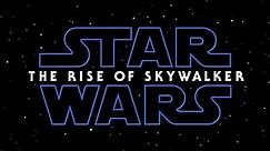 Star Wars: The Rise of Skywalker - Trailer | Official music