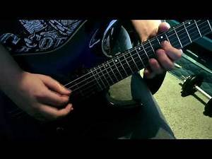 Fight (Kevin Owens Theme Song) - WWE (Guitar Cover)