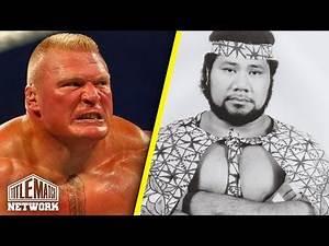 Kevin Sullivan - Could Haku (aka Meng) beat Brock Lesnar in a Bar Fight?